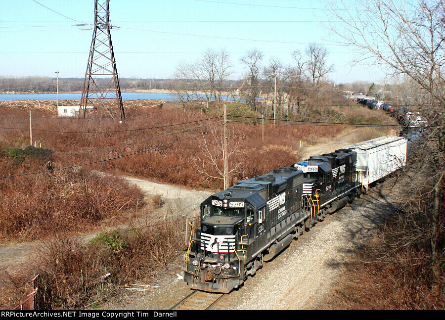 NS 5285, 5290 on local YPMOR-1